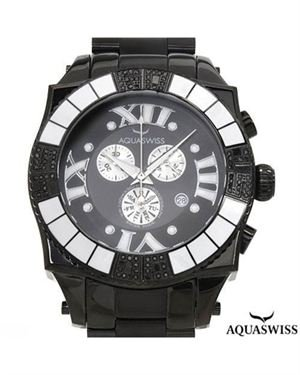 Brand New AQUASWISS Made In Switzerland Stainless Steel Watch
