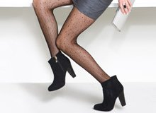 A Gam's Best Friend Patterned Tights & Leggings
