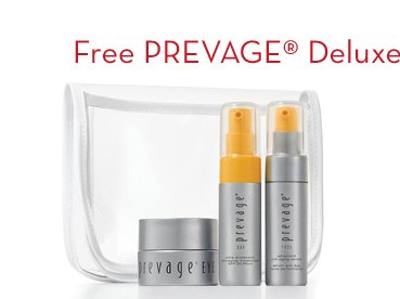 Free PREVAGE® Deluxe Gift Plus Free Shipping with your PREVAGE purchase.