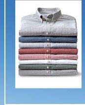 Shop Men's Pattern Wrinkle Free Shirts