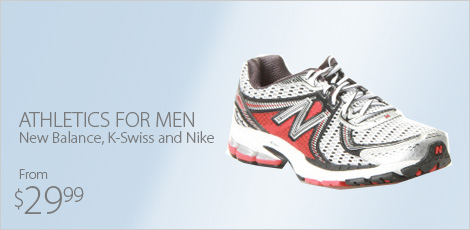 Athletics For Men