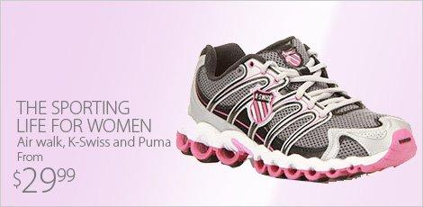 Athletics For Women