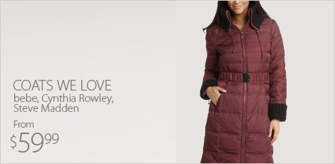 Coats We Love