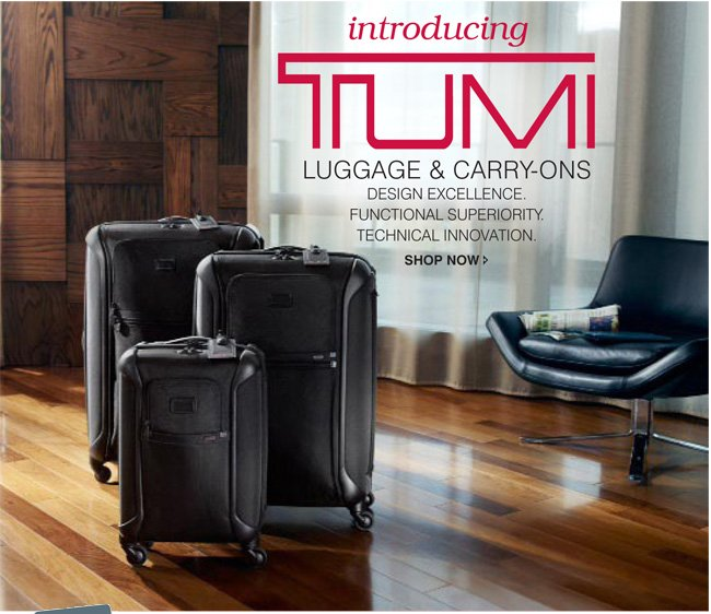 Shop All Tumi