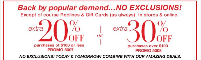 ONE Extra day to take advantage of this great coupon offer! Shop Now
