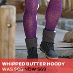Whipped Butter Hoody ›