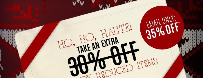 Ho, Ho, Haute