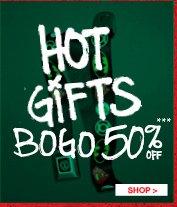 HOT GIFTS BOGO 50% OFF***