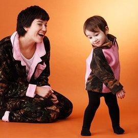 Camouflage Fashion: Women's & Kids