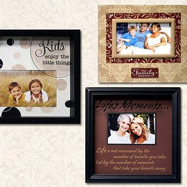 Memory Keepers: Picture Frames