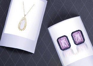 Precious Stones Jewelry Blowout