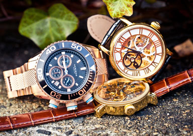 Shop Bold Watches ft. Joshua & Sons