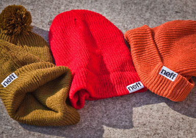 Shop Bright & Heathered Beanies by Neff