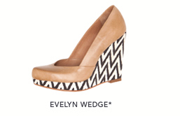Evelyn Wedge
