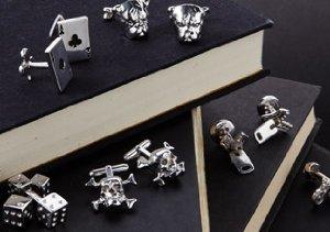 Sterling Silver Focus: Cufflinks, Bracelets & More