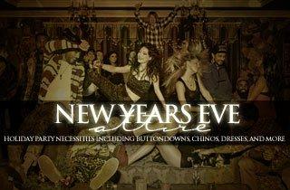New Year's Eve Attire