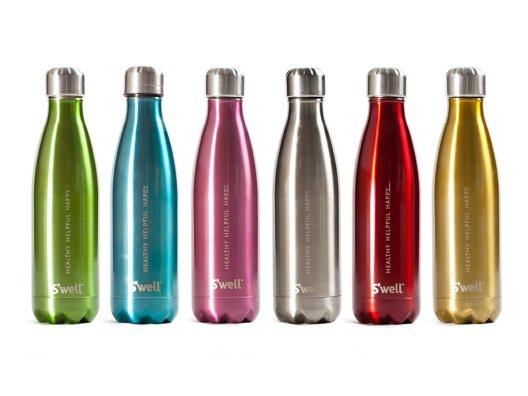 These water bottles have such a smart design and are not like any other stainless steel water bottle out there.