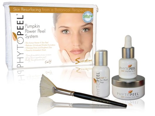 Pumpkin Power Peel System from Sophie Uliano