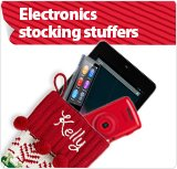 Electronics stocking stuffers