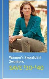Women's Sweatshirt Sweaters