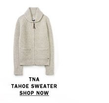 Tahoe Sweater