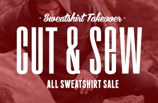 Sweatshirt Takeover: Cut & Sew