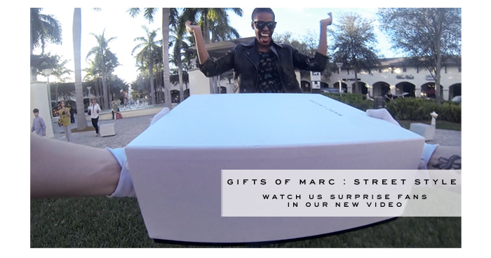Marc Jacobs | Gifts of Marc Video