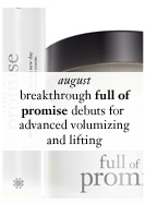 august - breakthrough full of promise debuts for  advanced volumizing and lifting