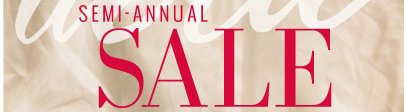 Aerie® Semi-Annual Sale