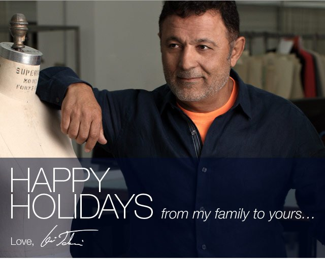 Happy Holidays from my Family to Yours