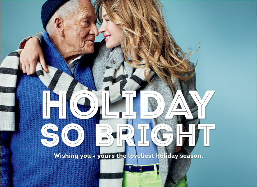 HOLIDAY SO BRIGHT | Wishing you + yours the lovliest holiday season.