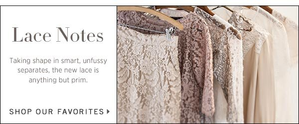 Shop our lace collection >>
