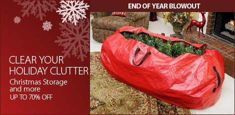 Clear Your Holiday Clutter