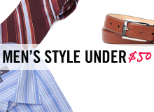 The Rue Warehouse Sale Men's Style Under $50