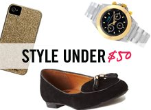 The Rue Warehouse Sale Style Under $50