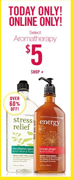 Select Aromatherapy $5