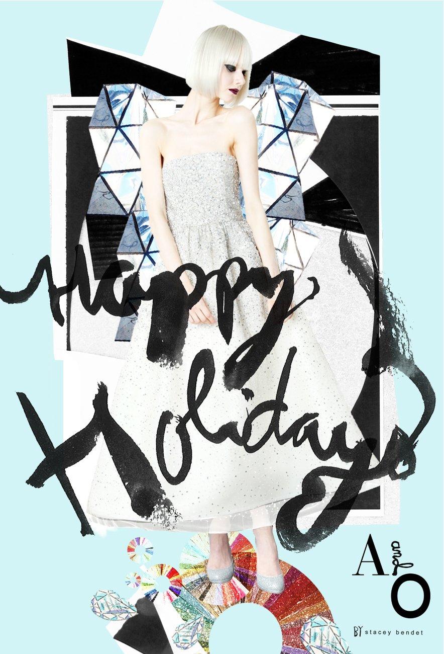 Happy Holidays from Alice + Olivia