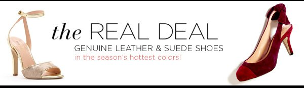 Shop The Real Deal