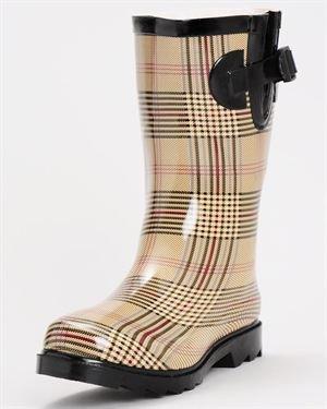 Henry Ferrera British Rain Boots
