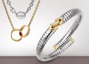 Tiffany, Cartier, Bvlgari Jewelry