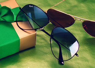 Ray Bans, Calvin Klein, Karl Lagerfeld, & DSquared Sunglasses