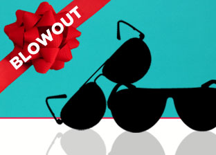 Designer Sunglasses Blowout from $1
