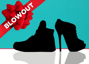 Designer Shoes Blowout from $1