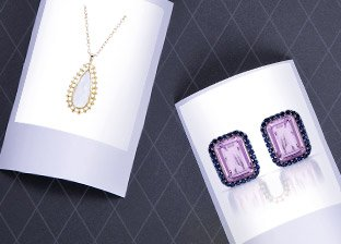 Precious Stones Jewelry Blowout