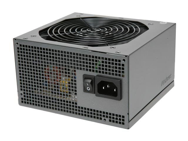 Antec NEO ECO 400C 400W Continuous Power ATX12V 2.3 / EPS12V 80 PLUS Certified Active PFC Power Supply