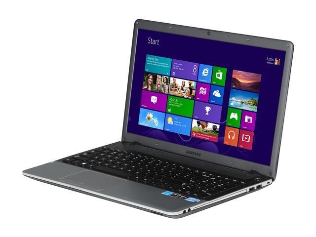 SAMSUNG Series 3 NP350V5C-T02US Notebook Intel Core i5 3210M(2.50GHz) 15.6 inch 6GB Memory DDR3 1600 500GB HDD 5400rpm DVD Super Multi AMD Radeon HD 7730M