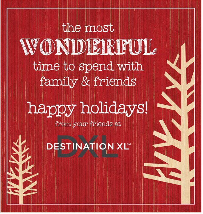 Shop DestinationXL