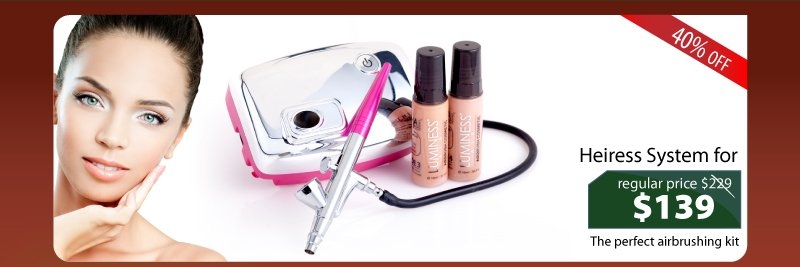 Purchase our Heiress System for $139.