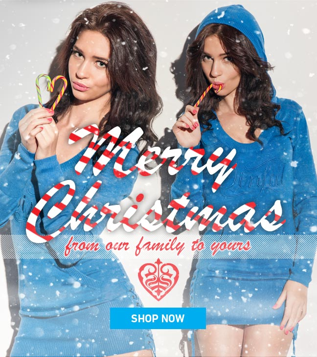 Merry Christmas from Affliction!