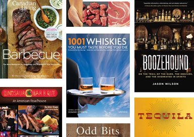 Shop Books for Cocktail Hour & Carnivores